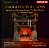 VAUGHAN WILLIAMS - Hickox - The first nowell