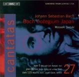 Cantatas Vol.27