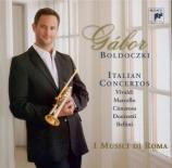 Italian concertos Concertos italiens pour trompette