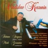 KAZENIN - Gorenstein - Variations symphoniques