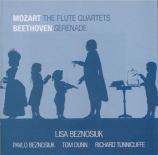 MOZART - Beznosiuk - Quatuor avec flûte n°1 K.285