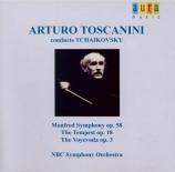 TCHAIKOVSKY - Toscanini - Symphonie