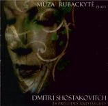 CHOSTAKOVITCH - Rubackyté - Vingt-quatre préludes et fugues pour piano o