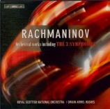 RACHMANINOV - Hughes - Symphonie n°1 op.13
