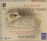 MOZART - Maag - Le nozze di Figaro (Les noces de Figaro), opéra bouffe e