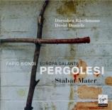 PERGOLESE - Biondi - Stabat Mater
