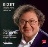 BIZET - Lodéon - Carmen : suites n°1 & 2