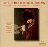 HOTTETERRE - Kuijken - Pièces pour la flûte traversière Livre I