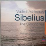 SIBELIUS - Ashkenazy - Symphonies n°1-7 (intégrale)