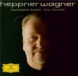 WAGNER - Schneider - Airs d'opéras