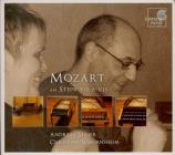 MOZART - Staier - Sonate pour piano (quatre mains) en si bémol majeur K