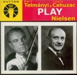 NIELSEN - Telmanyi - Concerto pour violon op.33
