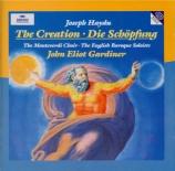 HAYDN - Gardiner - Die Schöpfung (La création), oratorio pour solistes