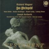 WAGNER - Keilberth - Das Rheingold (L'or du Rhin) WWV.86a
