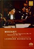 MOZART - Bernstein - Concerto pour piano et orchestre n°17 en sol majeur