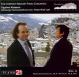 The Complete Piano Concertos Vol.3