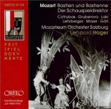 MOZART - Hager - Bastien und Bastienne (Bastien et Bastienne), singspiel