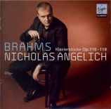 BRAHMS - Angelich - Six fantaisies pour piano op.116