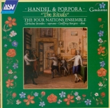 Haendel & Porpora : The Rivals