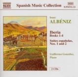 ALBENIZ - Gonzalez - Suite espagnole (Suite española) op.97 n°2 : Sevill
