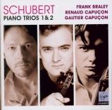 SCHUBERT - Capuçon - Trio avec piano n°1 en si bémol majeur op.99 D.898