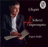 CHOPIN - Indjic - Scherzo pour piano n°1 en si mineur op.20
