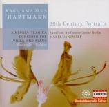 HARTMANN - Janowski - Sinfonia tragica
