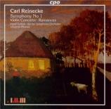 REINECKE - Moesus - Symphonie n°1 op.79