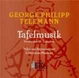 Tafelmusik Cahier III