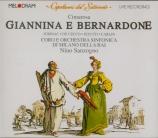CIMAROSA - Sanzogno - Giannina e Bernardone