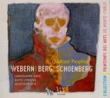 SCHOENBERG - Quatuor Psophos - Quatuor à cordes n°4 op.37