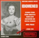 MOZART - Perlea - Idomeneo, rè di Creta (Idoménée, roi de Crète), opéra live Athenes, 17 - 9 - 1955
