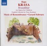 KRASA - Schwarz - Brundibar