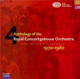 Anthology of the Royal Concertgebouw Orchestra 4