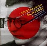 CHOSTAKOVITCH - Gryphon Trio - Trio avec piano n°1 op.8