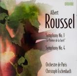 ROUSSEL - Eschenbach - Symphonie n°1 op.7 'Poème de la forêt'