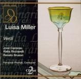 VERDI - Previtali - Luisa Miller, opéra en trois actes (liveTorino 1976) liveTorino 1976
