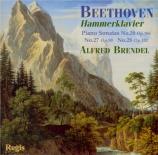 BEETHOVEN - Brendel - Sonate pour piano n°29 op.106