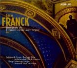 FRANCK - Tetu - Quare fremuerunt gentes, offertoire pour soprano, ténor