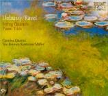 DEBUSSY - Carmina Quartet - Quatuor à cordes op.10 L.85