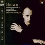 SCHUMANN - Schmitt-Leonard - Variations sur le nom 'Abegg', pour piano e