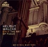 BACH - Walcha - Prélude et fugue pour orgue en do majeur BWV.547