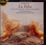 SCARLATTI - Dawson - Variations sur le thème de 'La folia'