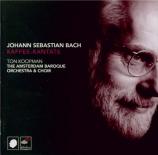 BACH - Koopman - Schweigt stille, plaudert nicht, cantate pour solistes