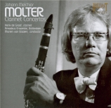 MOLTER - Van Staalen - Six concertos pour clarinette MWV.6