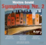 GOULD - Miller - Symphonie n°2 'On Marching Tunes'