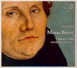 BACH - Junghänel - Messe luthérienne en fa majeur, pour solistes, chœur