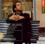 KHATCHATURIAN - Jablonski - Concerto pour piano