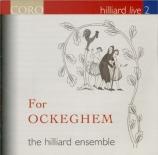 For Ockeghem