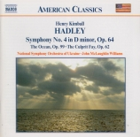 HADLEY - McLaughlin Will - The ocean op.99